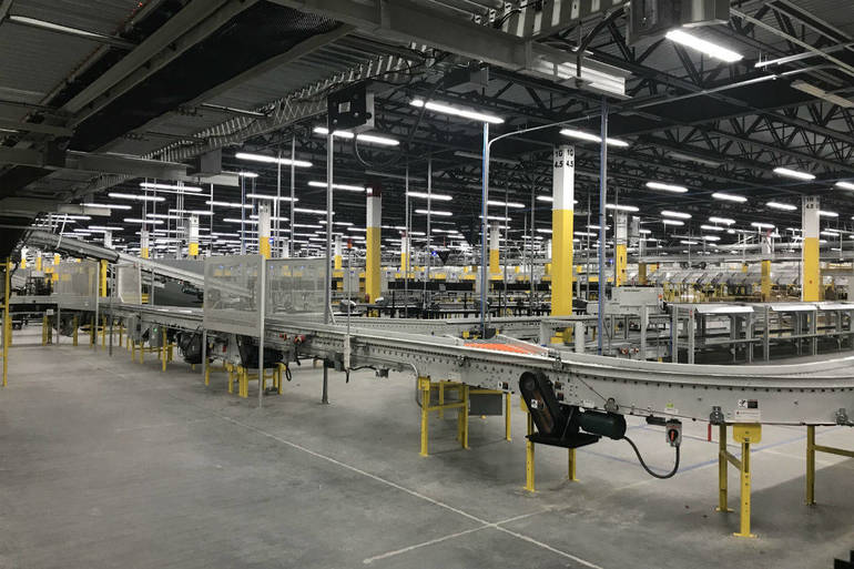 New Amazon Fulfillment Center to Bring 2,000 Jobs to Camden Area this Fall