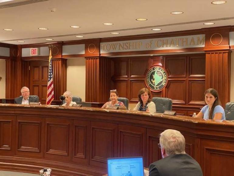 Chatham Township Mayor Ness Announces Resignation at Committee Meeting; Democrats will Nominate 3 to Fill Committee Void