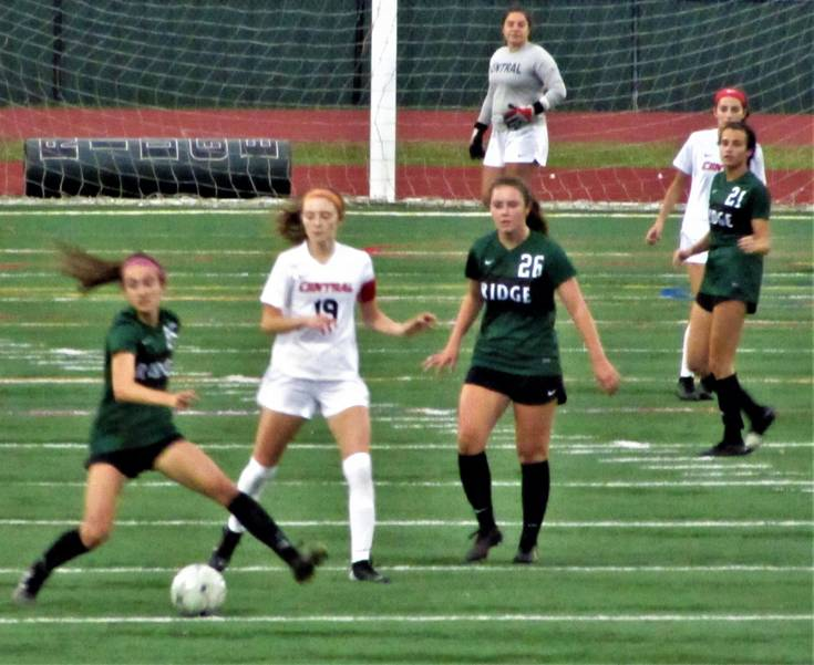 Girls Soccer: Ridge Outlasts Hunterdon Central in PKs to Gain Berth in Final