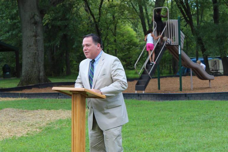 Mayor Dan Hayes
