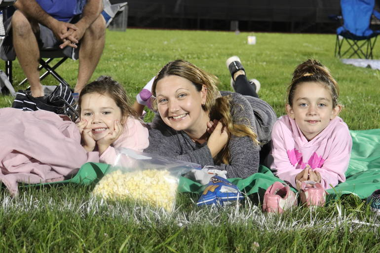 """Movie Night on Jost Field Featuring """"Trolls"""" Brings Fun and Laughter to the Stadium"""