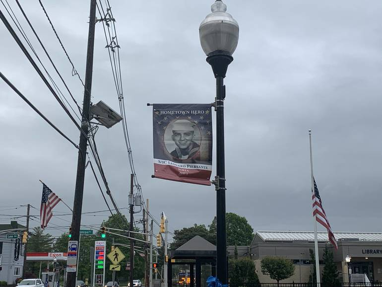Hometown Hero Program Honors Veterans with Banners Lining Plainfield Ave. and Hamilton Blvd.