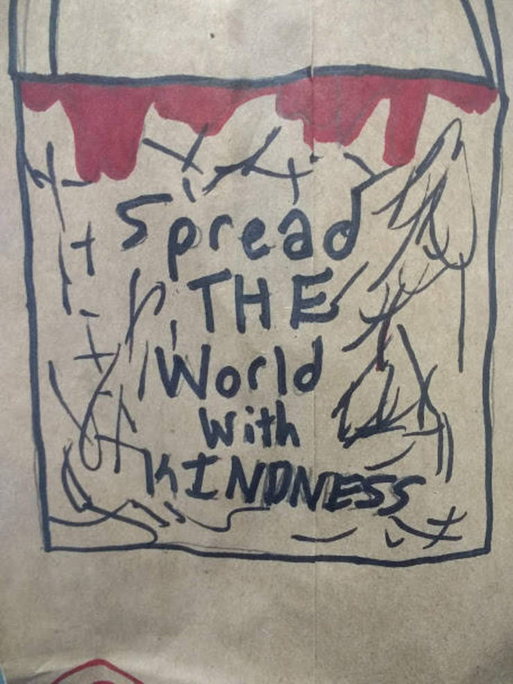 Spread the World with Kindess