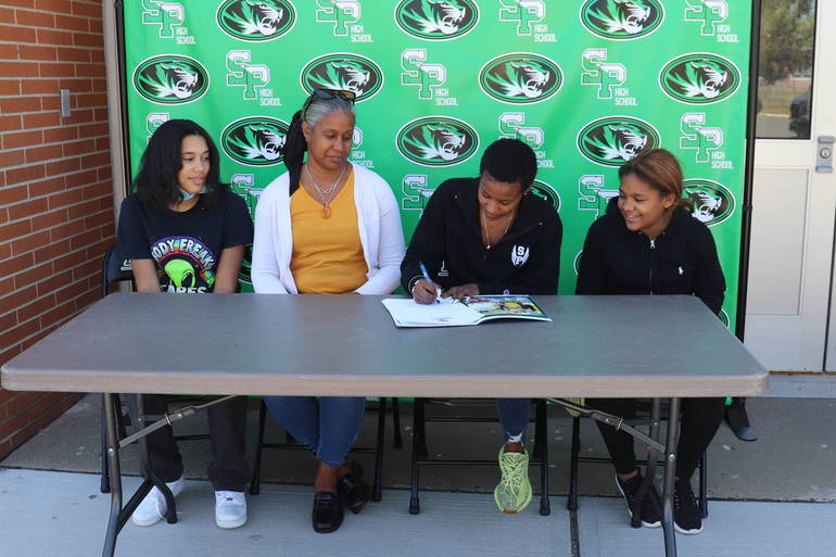South Plainfield High School Track Star Sofia Watson Signs with Felician University