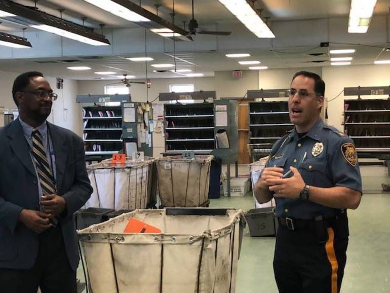 Chatham Post Office Holds Open House for Residents; Urges Chatham Residents to Apply for Employment