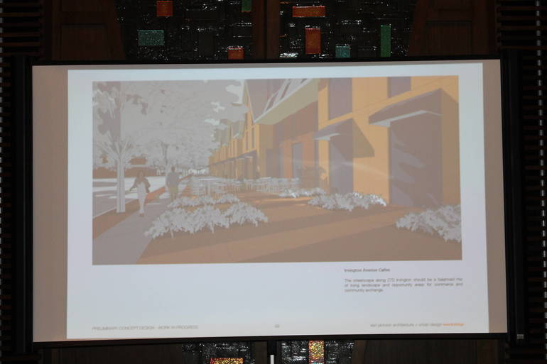 South Orange Community Gets First Look at Potential Irvington Avenue Redevelopment Plan