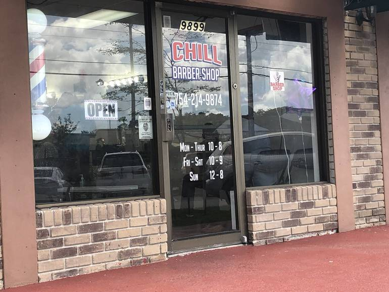 Barbershops and Salons Remain Opened in Coral Springs