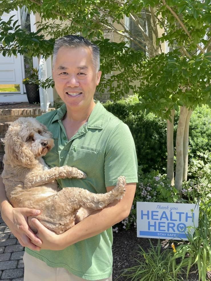 Dr Bob Chen, Hazlet family care