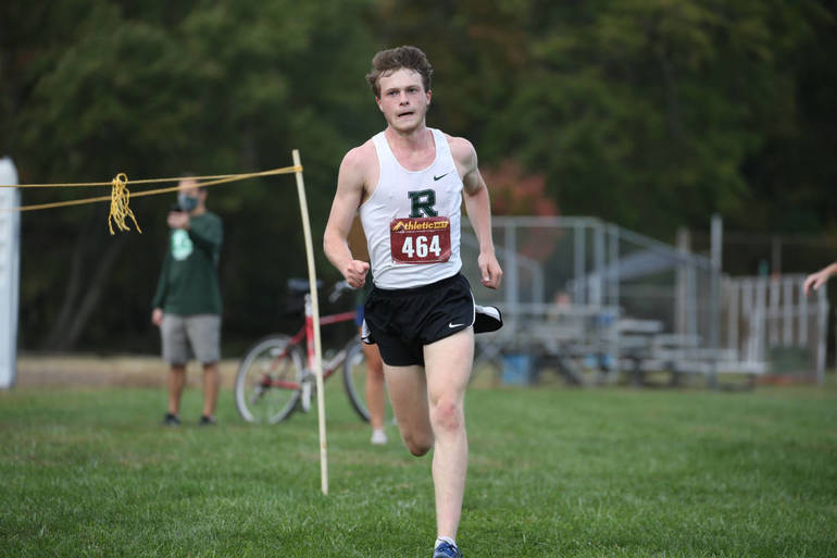Cross-Country Runner Will Pinto Named Valairco Heating & Cooling Ridge Athlete of the Week
