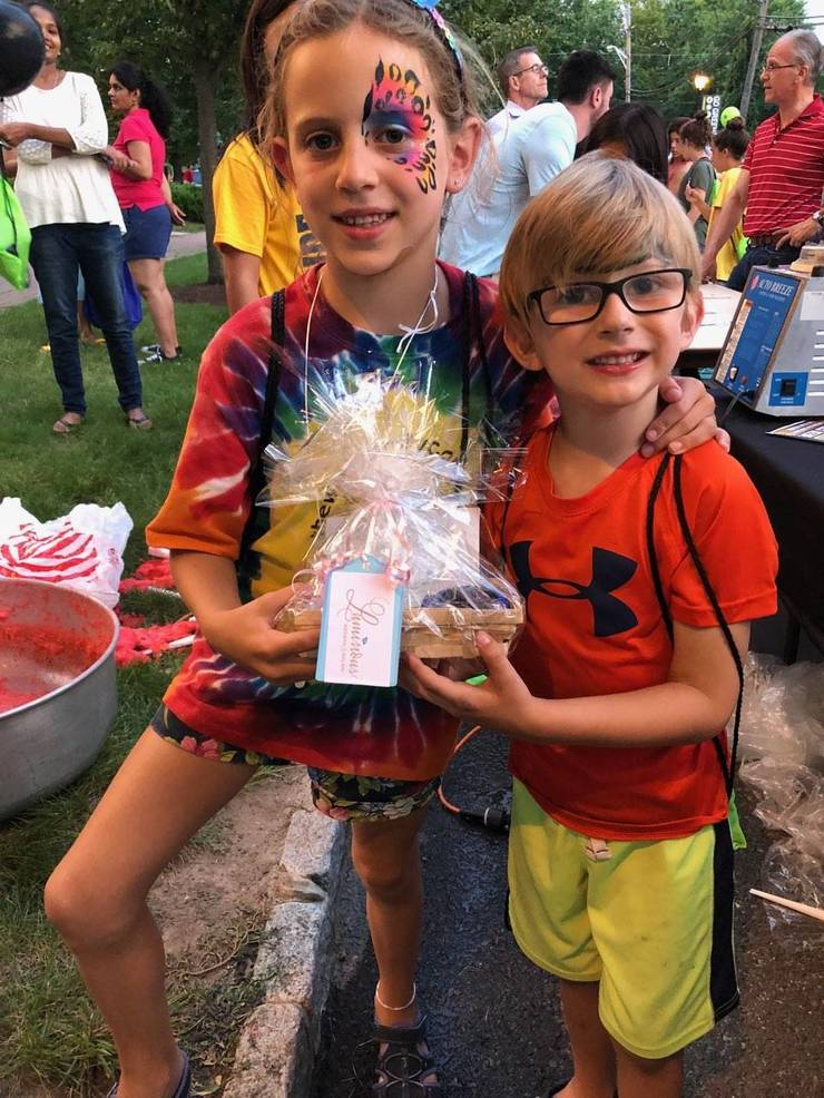 National Night Out Draws Large Crowd in New Providence