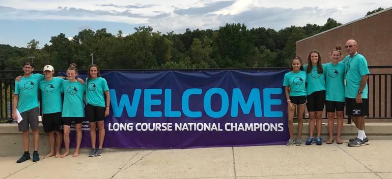 Westfield Y Devilfish Long Course National Team