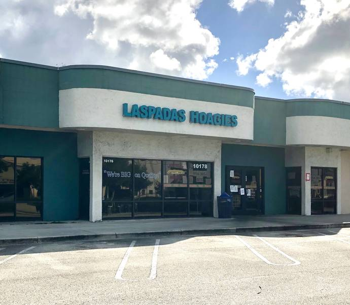 Popular Sandwich Shop Closed Temporarily in Coral Springs