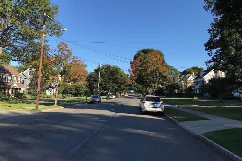 prospect street bike lanes westfield nj