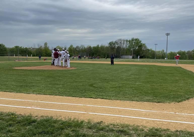 Madison Baseball Defeated Whippany Park; 12-9
