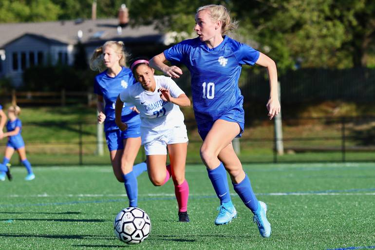 Holly Nelson #10 of Scotch Plains-Fanwood