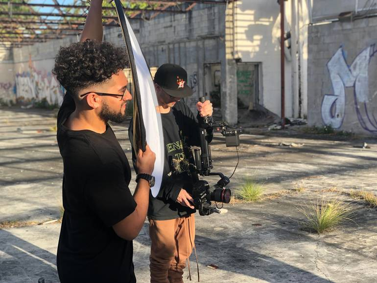 Finding Inspiration in Coral Springs, Filmmaker Set To Debut First Movie This Week