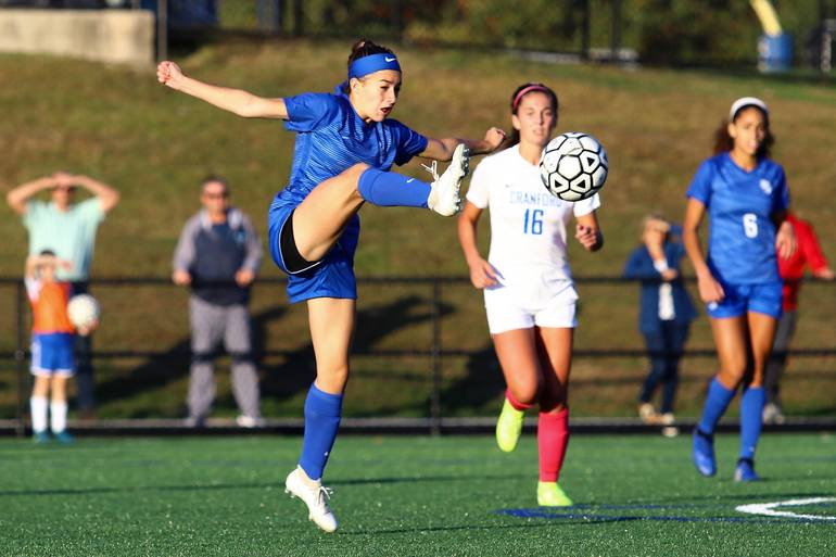 Gia Milano #11 of Scotch Plains-Fanwood