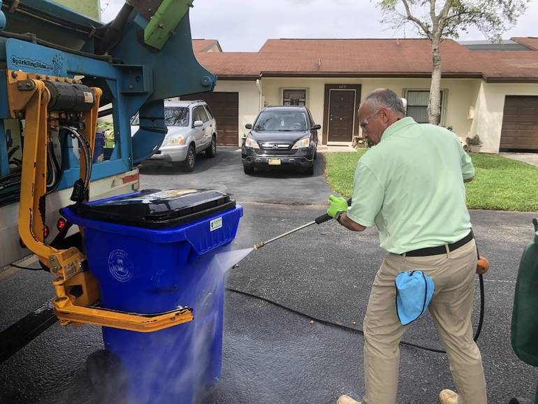 Coral Springs Business Owner Aims To Join Fight Against Coronavirus