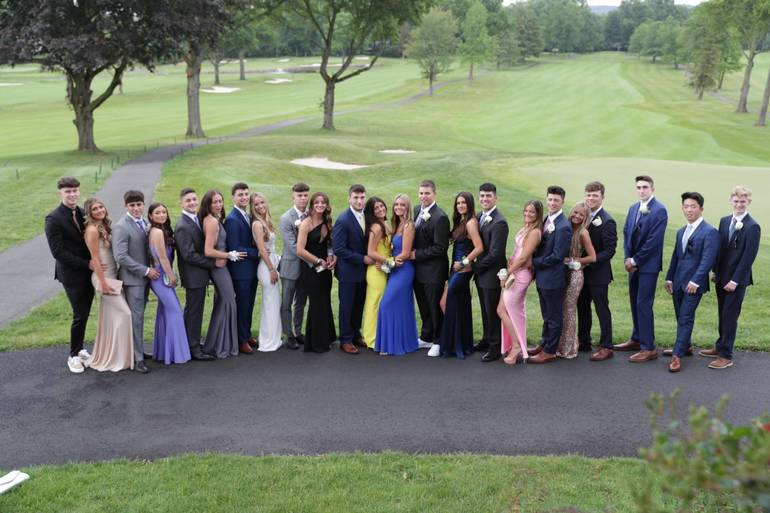Photos: Livingston Class of 2021 Comes Together for Highly Successful Senior Prom