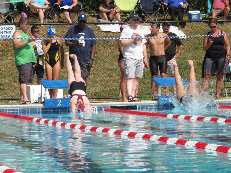 Newton Swim Team Plans To Take To The Water This Summer Tapinto