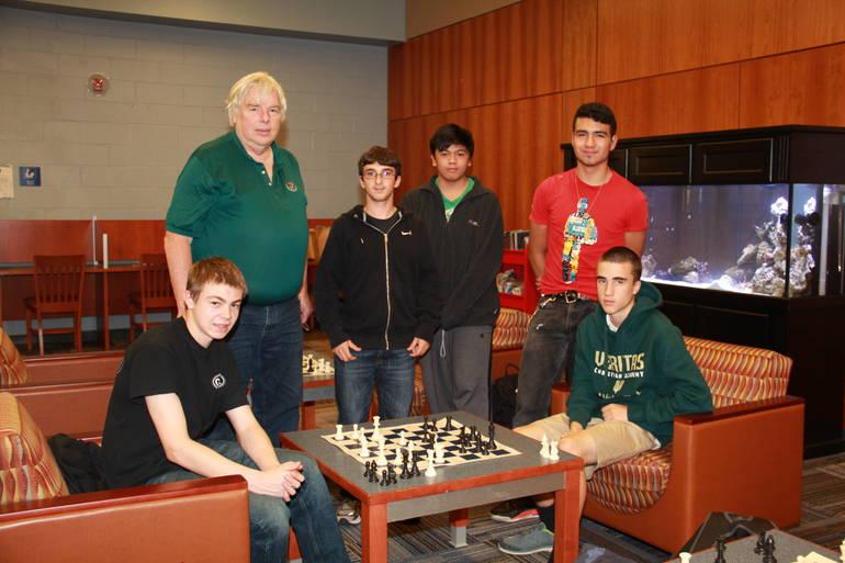 Sparta Chess Club