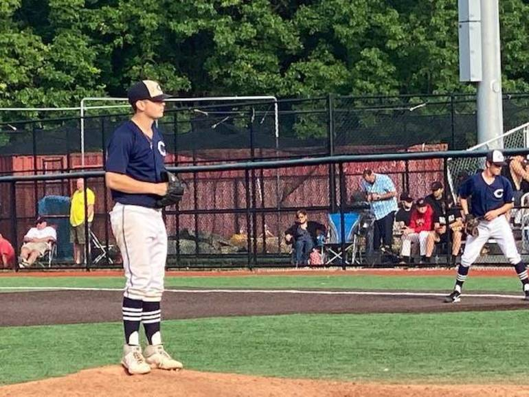 Gonzalez Pitches 2-Hit Shutout for Chatham Baseball in State Tournament Win; Rooney 3 hits, 2 RBI; Moynihan 2 Doubles, 3 Runs