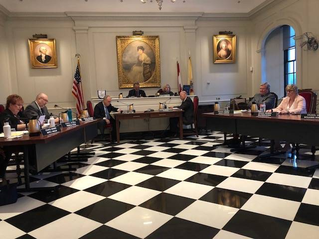 Road Construction Update for Madison Received by Town Council