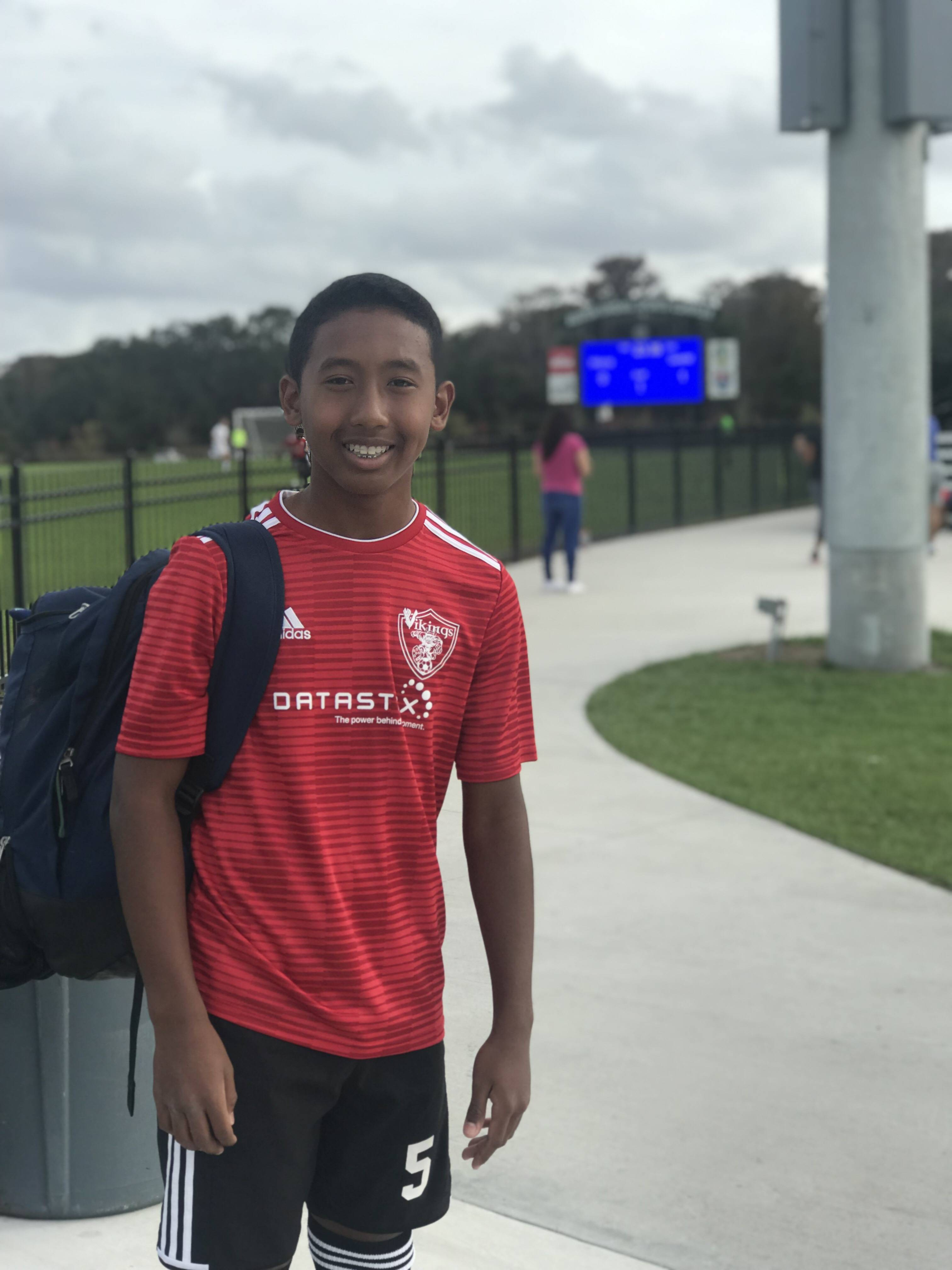 Carson Chung Selected for Olympic Development State Team
