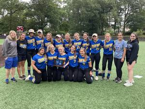 Softball: Cranford Defeats Nutley 4-0 to Capture N2G3 Sectional Championship