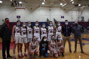 Girls Basketball: 'Relentless' Lady Highlanders Finish Season 9-3 (Photo Gallery)