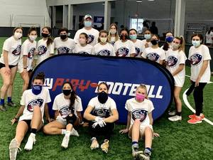 Holmdel Girls Flag Football Creating New Opportunities For Female Athletes