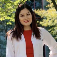 Cranford-Native Dianne Mancheno (DO '23) named to the LMSA NE Region leadership board.