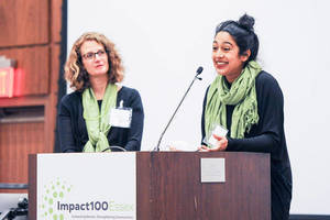 Impact100 Essex Holds Membership Drive