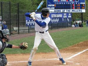 Baseball: Millburn Advances Past Bloomfield in GNT