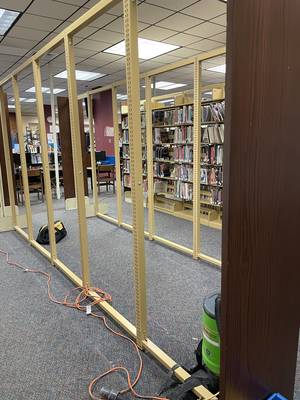 Flood Damage Forces Woodland Park Library To Switch To Curbside Services