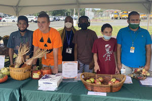 Fresh Seasonal Products Available for Purchase at South Plainfield's Student-Run Tiger Farms