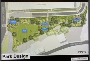 Town of Morristown Set to Begin Construction on New Town Park