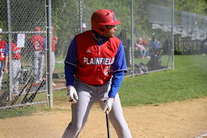 Baseball: Plainfield Rolls Over Roselle Park 21-2 on Tuesday
