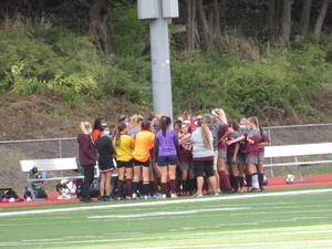 Newton Girl Soccer Loses H/W/S to Wallkill Valley in Penalty Kicks After Double OT