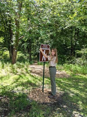 Chatham 14-Year-Old Creates New 'Shunpike Trail' for Eagle Scout Project; Guided Walk Planned for 11 AM Saturday