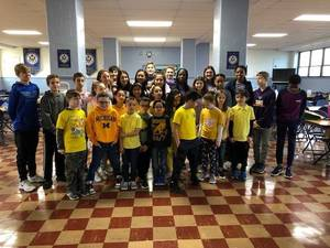 Our Lady of the Lake School in Verona Prepares for Catholic Schools Week