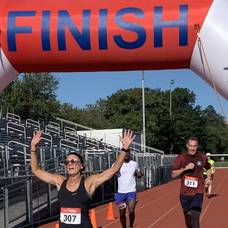 Scenes from Union's 10th Annual Mayor's Day 5K
