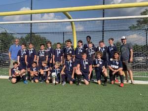 Clark Lightning wins 2021 SYSL Intercounty Soccer Championship