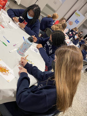 Mount Saint Mary Academy Sophomores Find Inspiration at Retreat