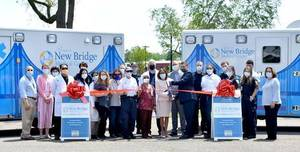 In Time for Busy Summer Months, Bergen New Bridge Medical Center Adds 2 Ambulances