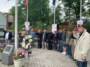 Mountainside Remembers: Memorial Day Ceremony Photo Gallery
