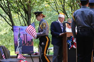 """Montville Twp Commemorates 9/11 20th Anniversary with Ceremony Specially Themed """"We Have Not Forgotten"""""""