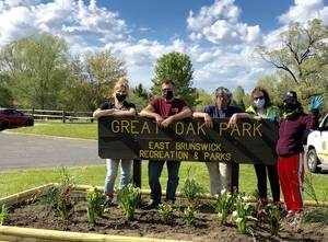 "Gang Green Celebrates East Brunswick as a ""Tree City, USA"""