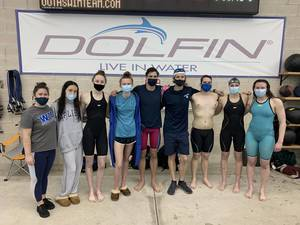 Devilfish Send Swimmers to YMCA Swimming Festival NJ