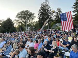 WATCH: Patriotism at its Best -- Middletown Honors 9/11 Families. Community will Never Forget.